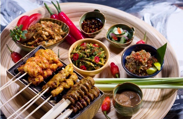 Bali Things to do classic local cuisine