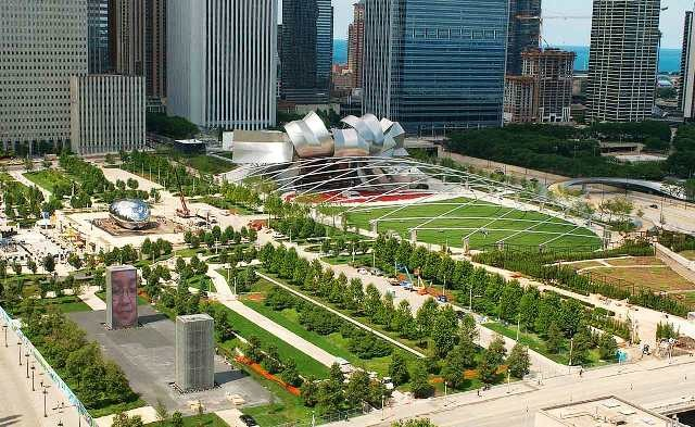 Chicago things to do millennium park