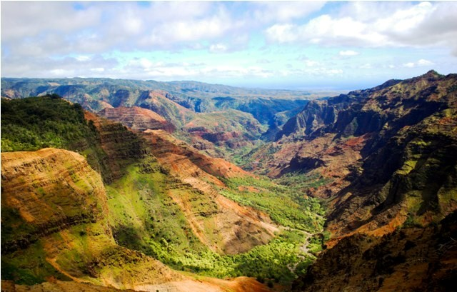 Kauai Things to do Waimea Canyon