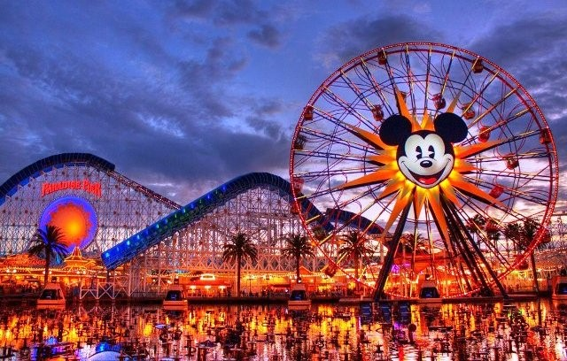 LA Things to do disneyland