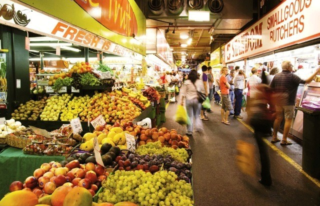 Things to do in Adelaide Central Market