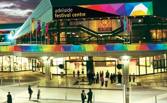 Things to do in Adelaide festival centre