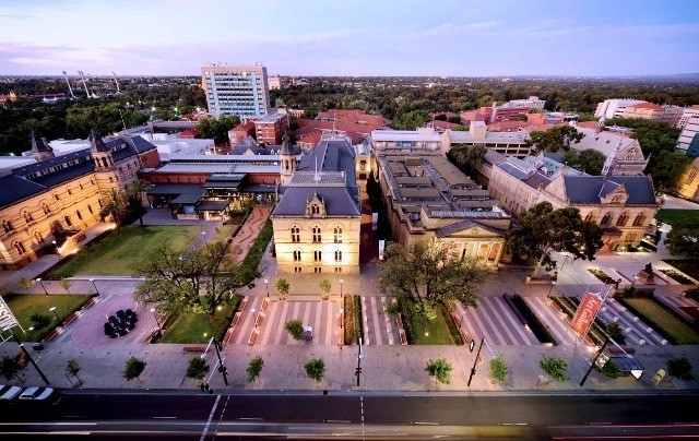 Things to do in Adelaide north terrace