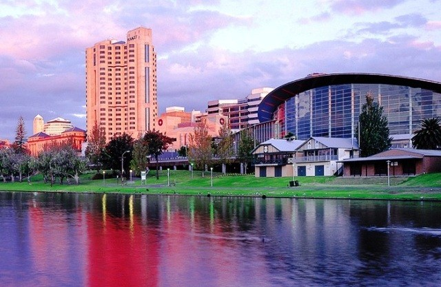 Things to do in Adelaide river torrens