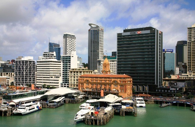 Things to do in Auckland city center