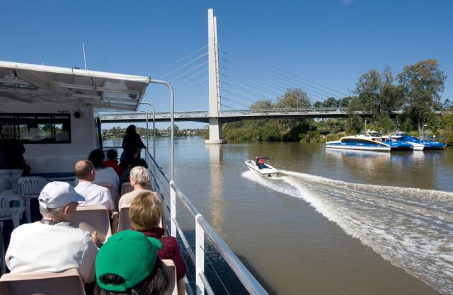 Things to do in Brisbane River Cruise