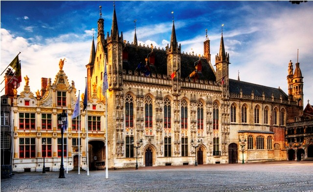 Things to do in Bruges town hall