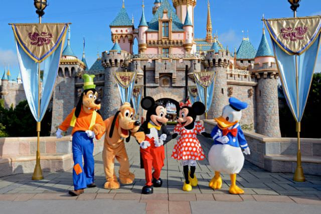 Things to do in California Disneyland