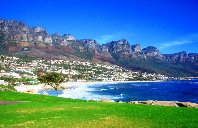 Things to do in Cape Town Camps Bay beach