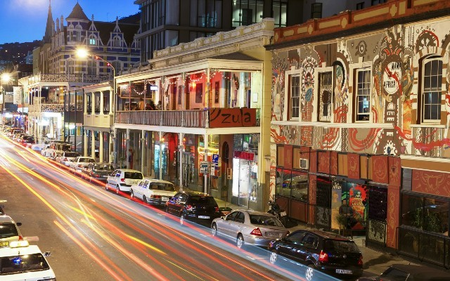 Things to do in Cape Town long Street