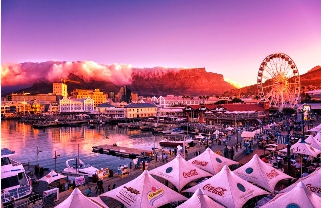 Things to do in Cape Town victoria and alfred waterfront