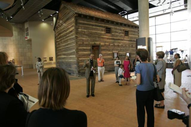 Things to do in Cincinnati National Underground Railroad