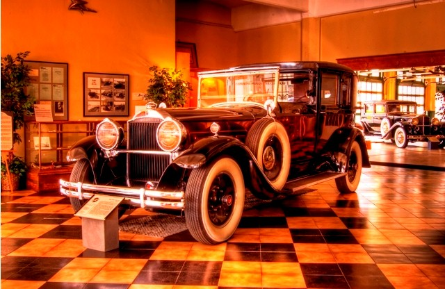 Things to do in Dayton Ohio americas packard museum