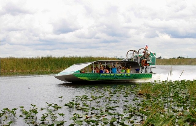 Things to do in Fort Lauderdale everglades