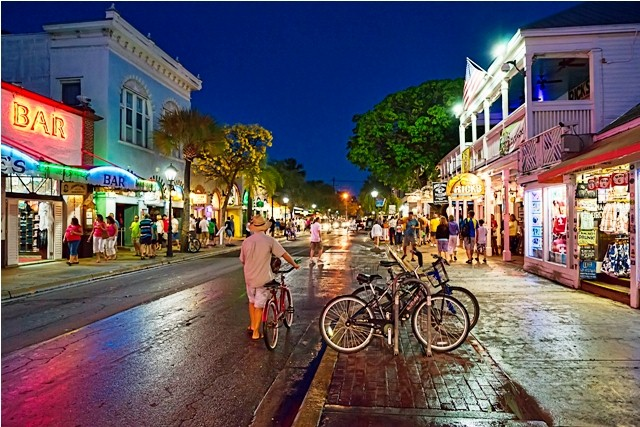Things to do in Key West Florida Duval Street