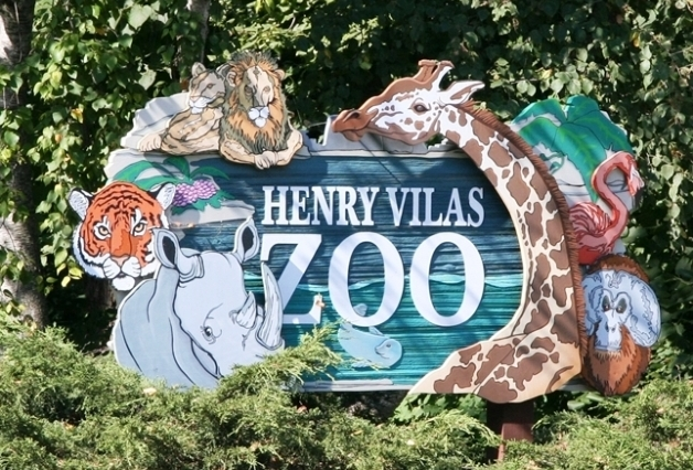Things to do in Madison henry vilas zoo