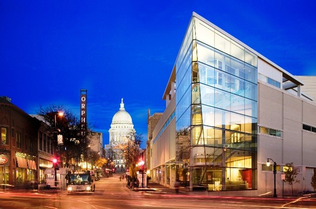 Things to do in Madison museum of contemporary art