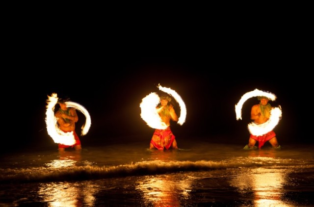 Things to do in Maui Attend a Luau