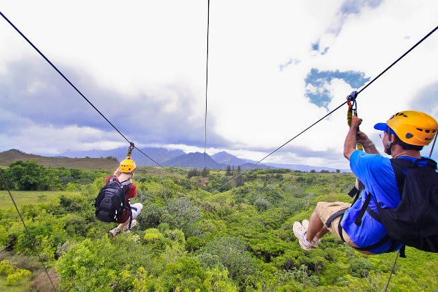 Things to do in Maui Zipline Adventures