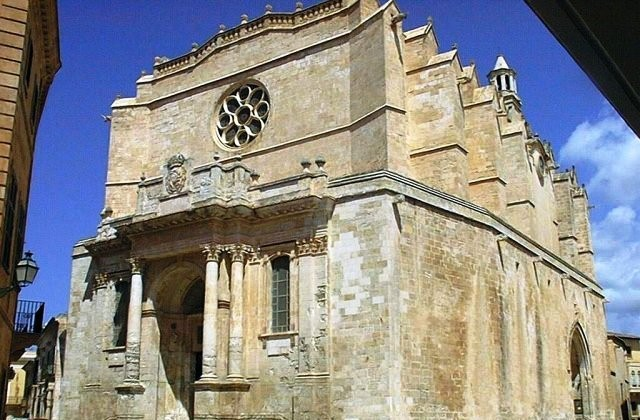 Things to do in Menorca Catedral Ciutadella
