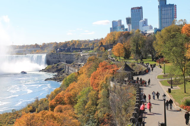 Things to do in Niagara Falls Canada Niagara Parkway