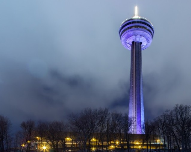 Things to do in Niagara Falls Canada Skylon Tower
