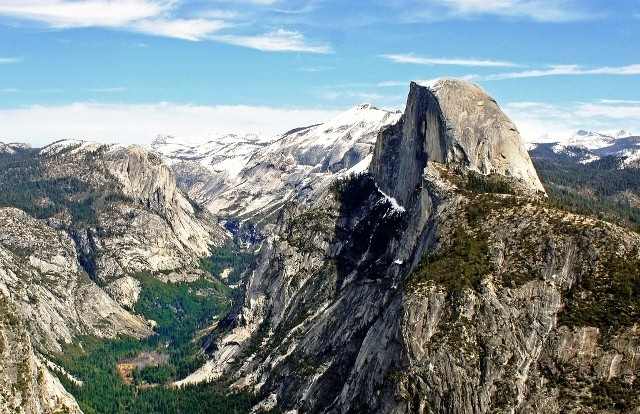Things to do in Northern California glacier point