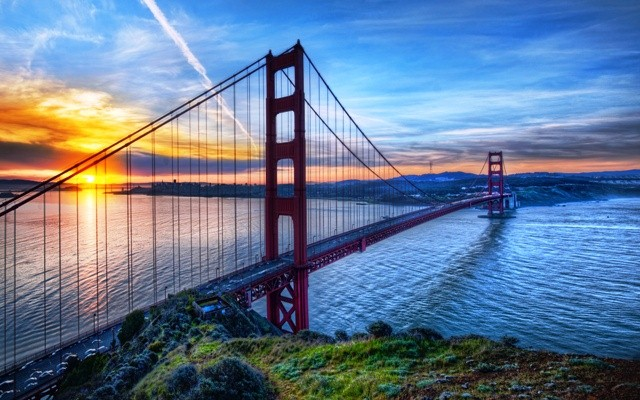 Things to do in Northern California golden gate bridge