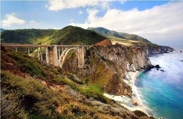 Things to do in Northern California the big sur