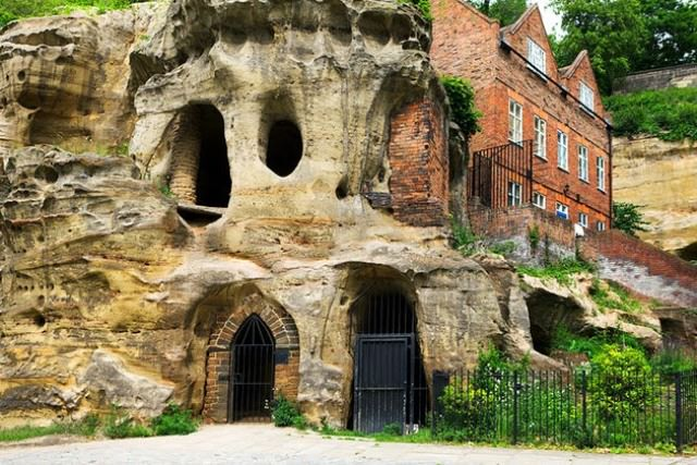 Things to do in Nottingham Mortimer's Hole