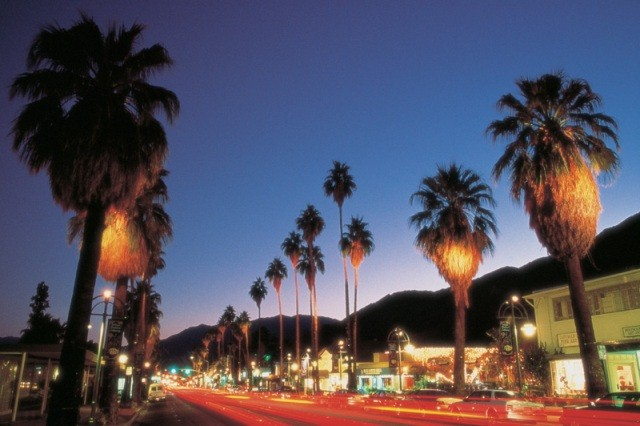 Things to do in Palm Springs Palm Canyon Drive