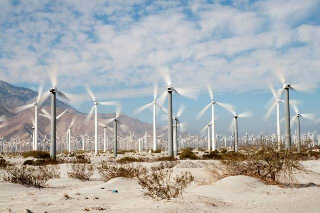 Things to do in Palm Springs windmills