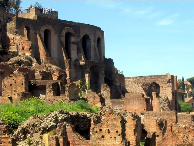 Things to do in Rome Palatine Hill