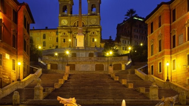 Things to do in Rome Spanish Steps