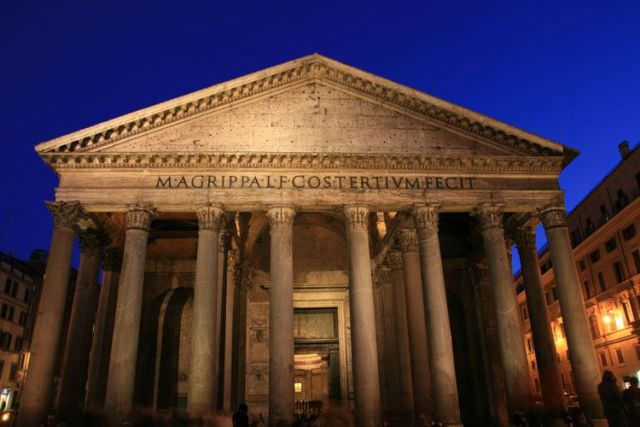 Things to do in Rome The Pantheon