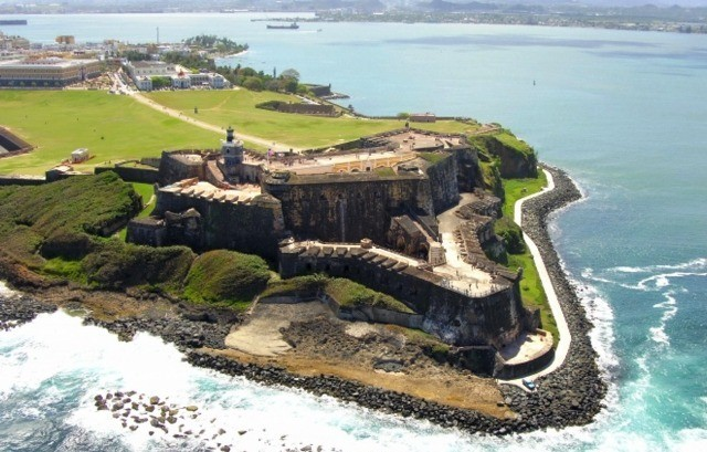 Things to do in San Juan castillo de san felipe del morro