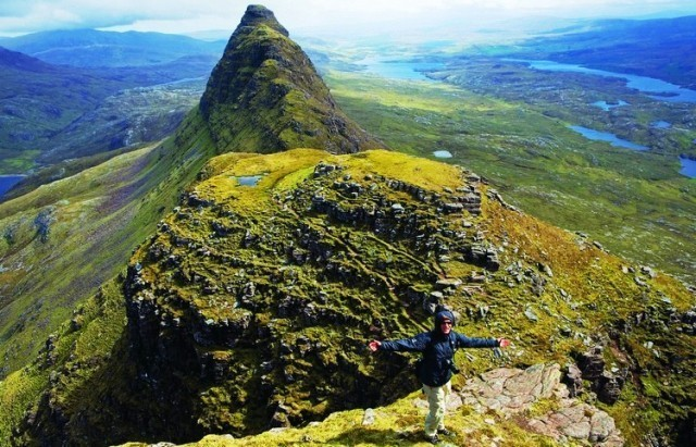 Things to do in Scotland geoparks