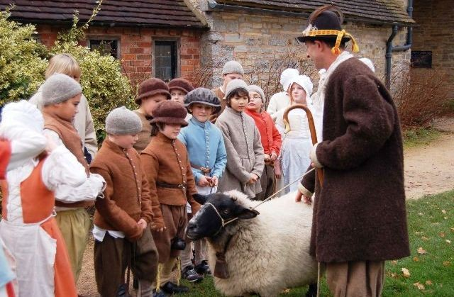 Things to do in Stratford upon Avon Mary Arden's Farm