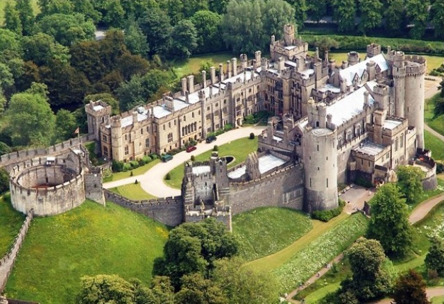 Things to do in Sussex Arundel Castle