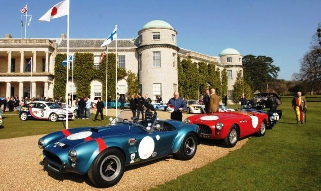 Things to do in Sussex goodwood estate