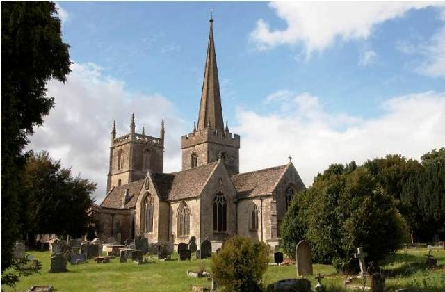 Things to do in Wiltshire st. mary's church