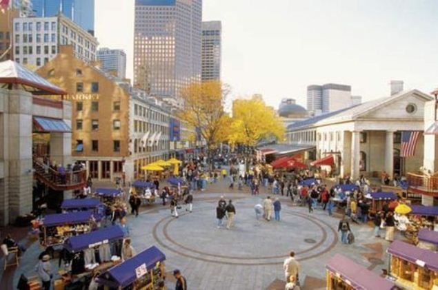 things to do in boston faneuil hall market