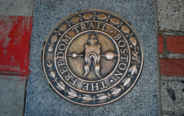 things to do in boston freedom trail