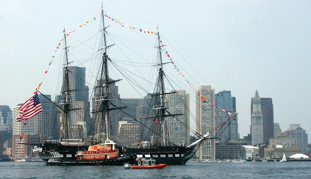 things to do in boston uss constitution