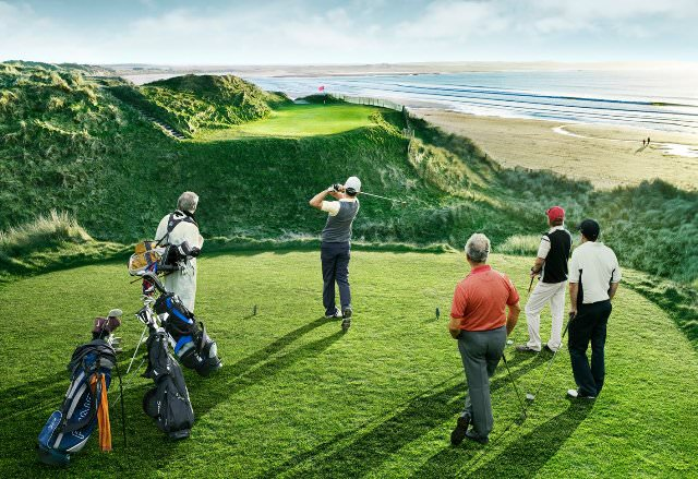 things to do in ireland golf