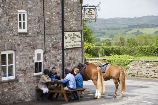things to do in cumbria horse ride