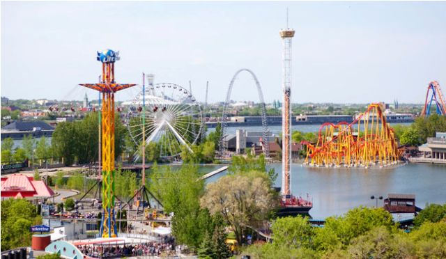 things to do in toronto amusement park