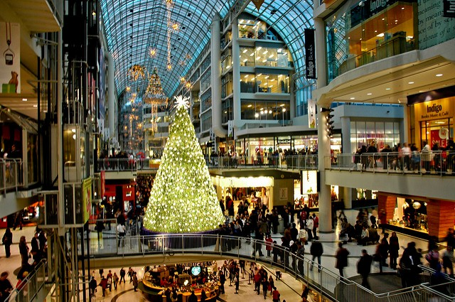 things to do in toronto shopping