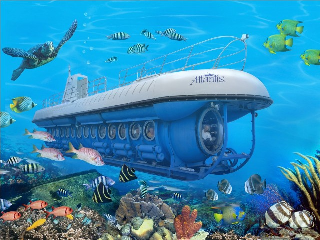 things to do in waikiki atlantis submarines