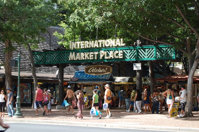 things to do in waikiki shopping